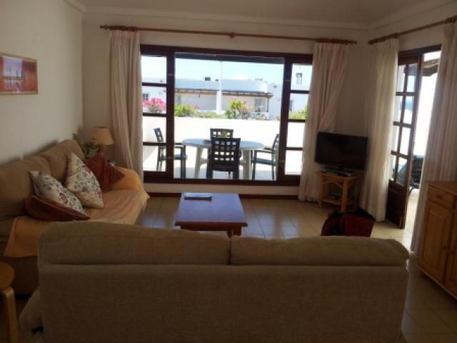 Living room - 27 Lago Verde, Puerto del Carmen, Lanzarote
